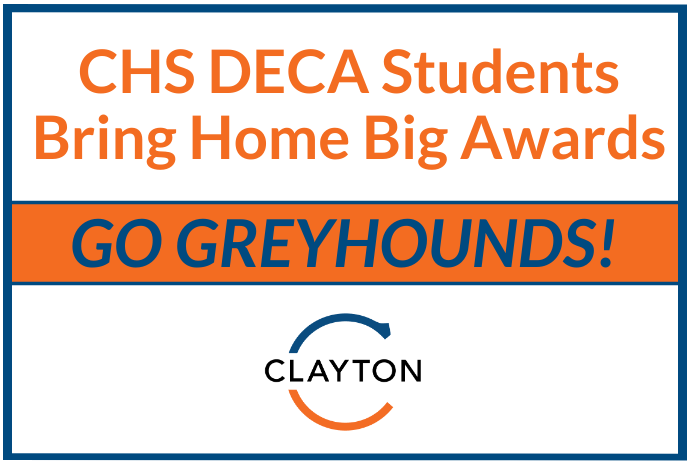 CHS DECA Students Bring Home Big Awards