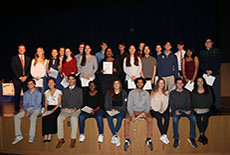 CHS Students Inducted to National Honor Society