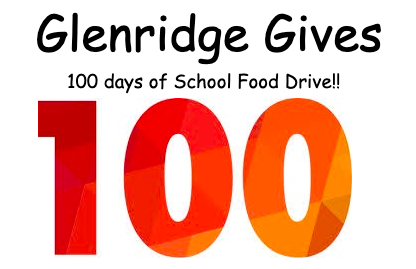 Glenridge Gives 100 Days of School Food Drive