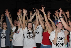 CHS Dance Marathon Raises over $29,000 for Charity