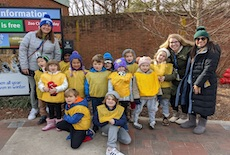 GLN Kindergartners Spend a Day of Learning at the Zoo