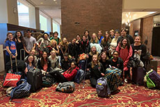 CHS Students take the Stage at the 2020 Missouri Junior Thespian Conference