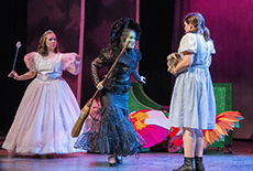 "CHS Theater Department Presents ""The Wizard of Oz"""