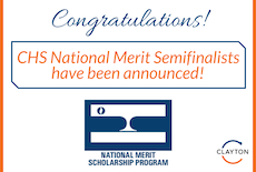 CHS National Merit Semifinalists Named