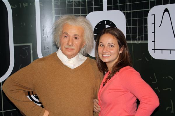 Einstein Selfie