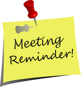 PTO 2018-2019 Meeting Dates