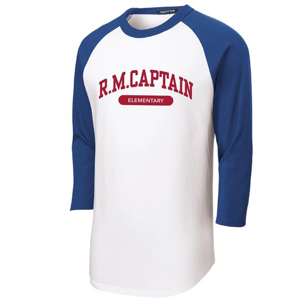 Click here to buy Captain Spiritwear!