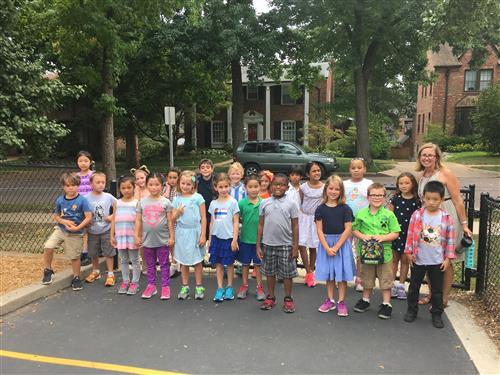 2nd grade   welcome 2e 2017